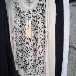 Sweater, size S, $375 (was $750)