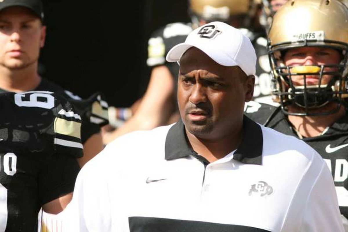 Embree: We did what? (photo courtesy of cubuffs.com)