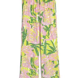 'Fan Dance' palazzo pants,  $28, 2-18, 14W-26W (plus-size online only