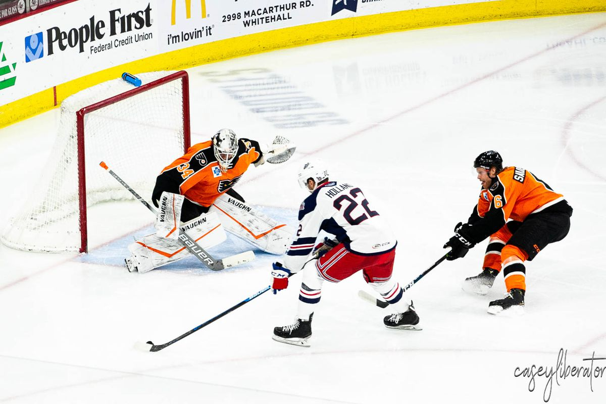 info for d7bfb 1b434 The Lehigh Valley Phantoms hit the AHL's final stretch ...