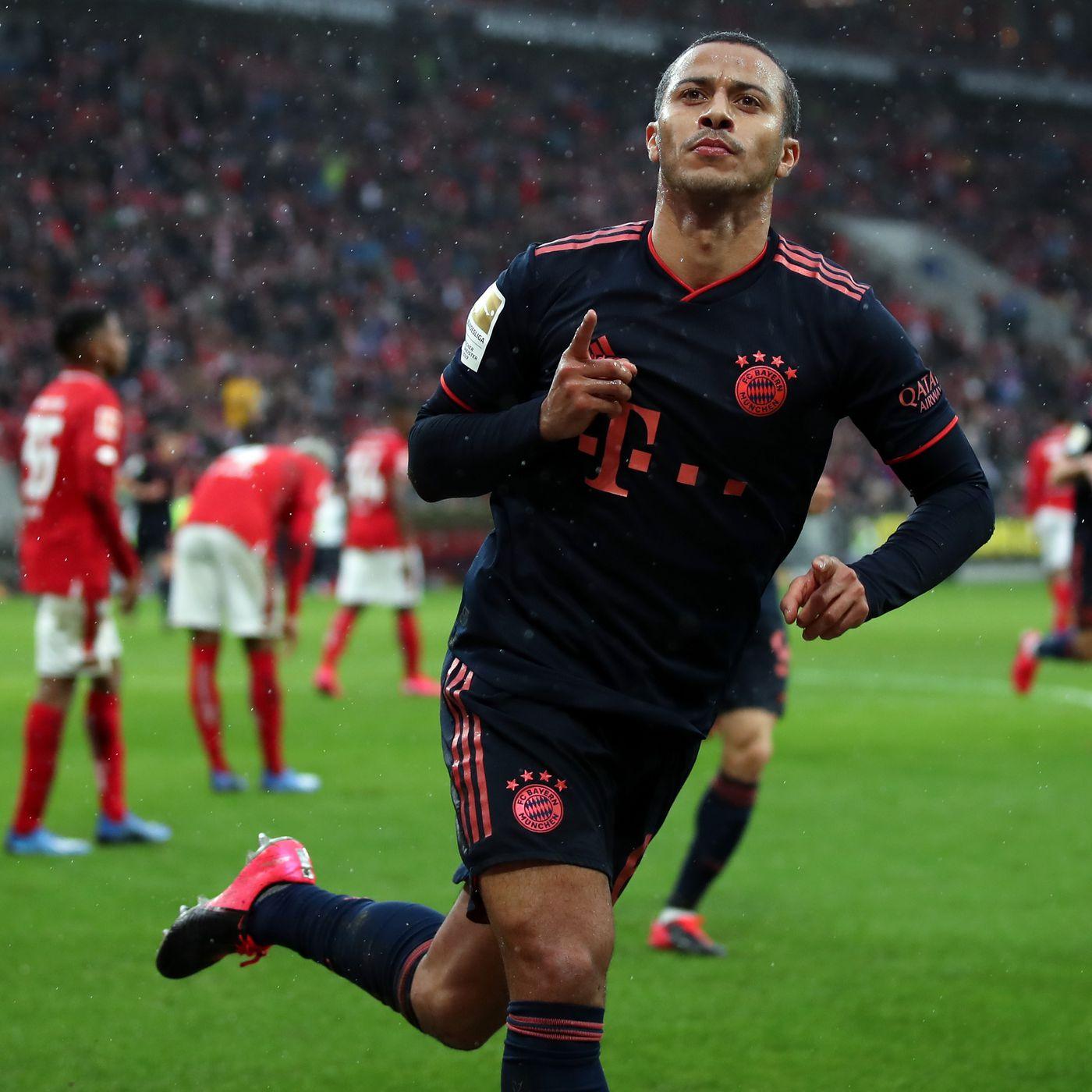 Zero chance Thiago Alcantara might return to Barca - Bavarian ...