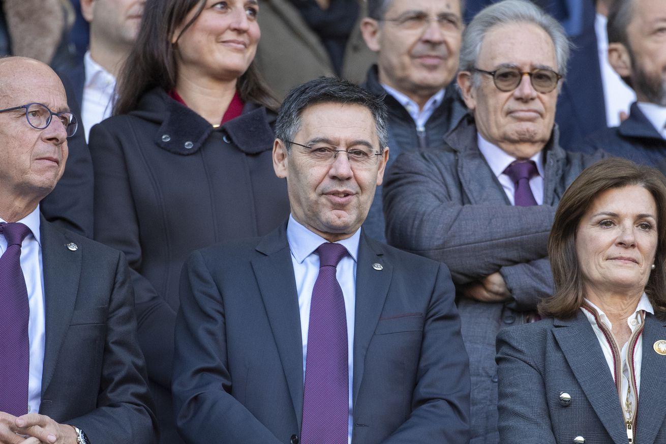 Messi said from day 1 Barca would need pay cuts - Bartomeu