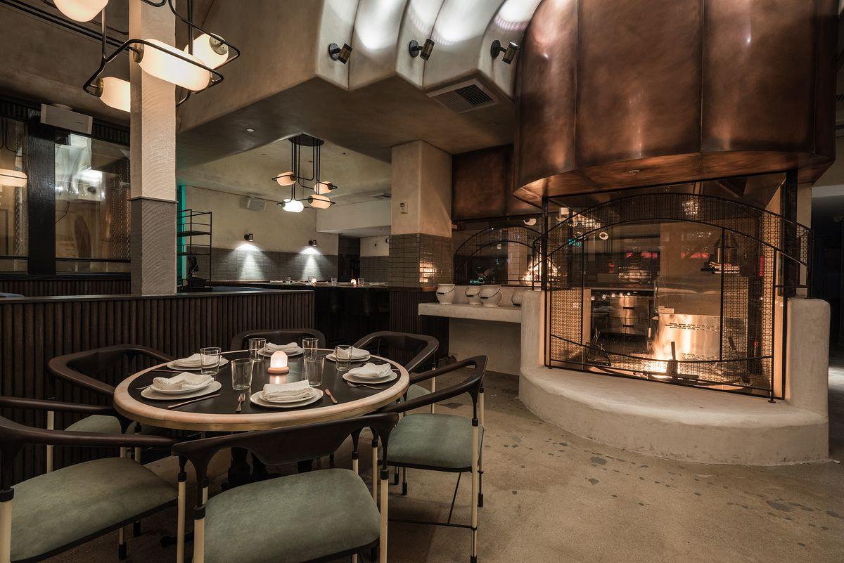 Gwen restaurant by Curtis Stone