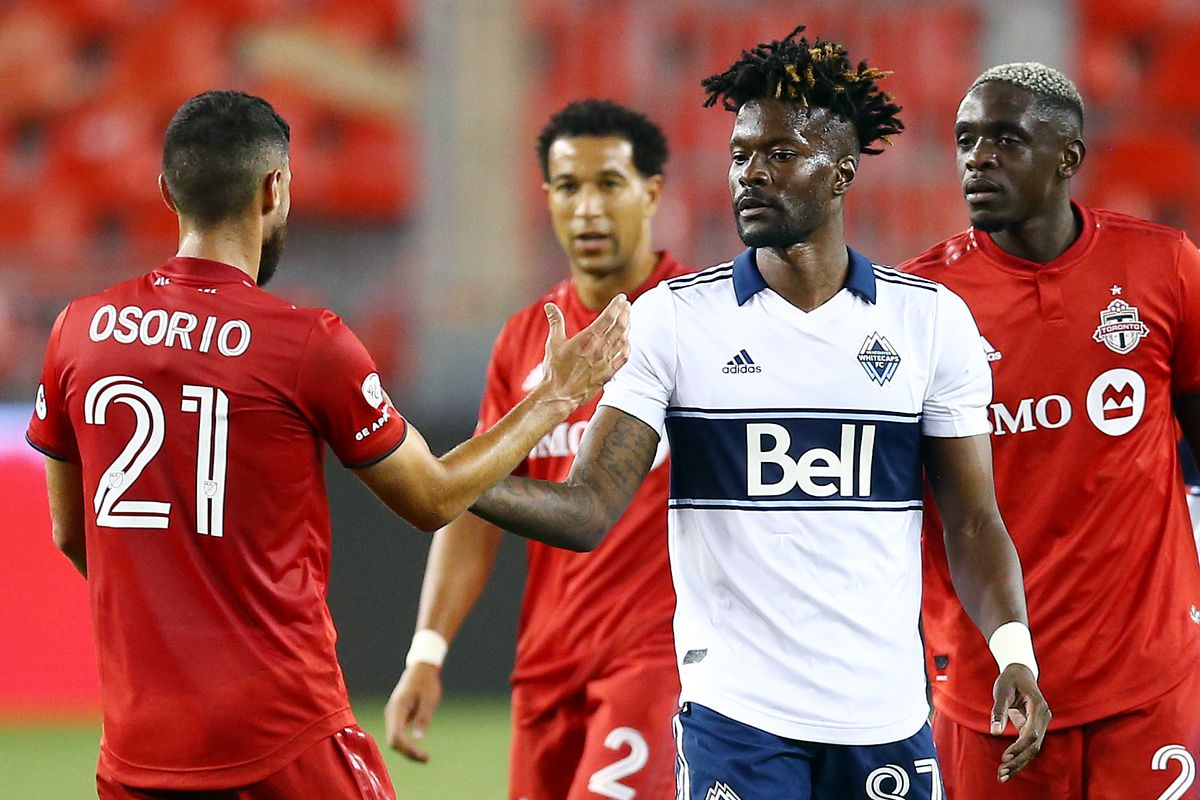 Vancouver Whitecaps FC v Toronto FC