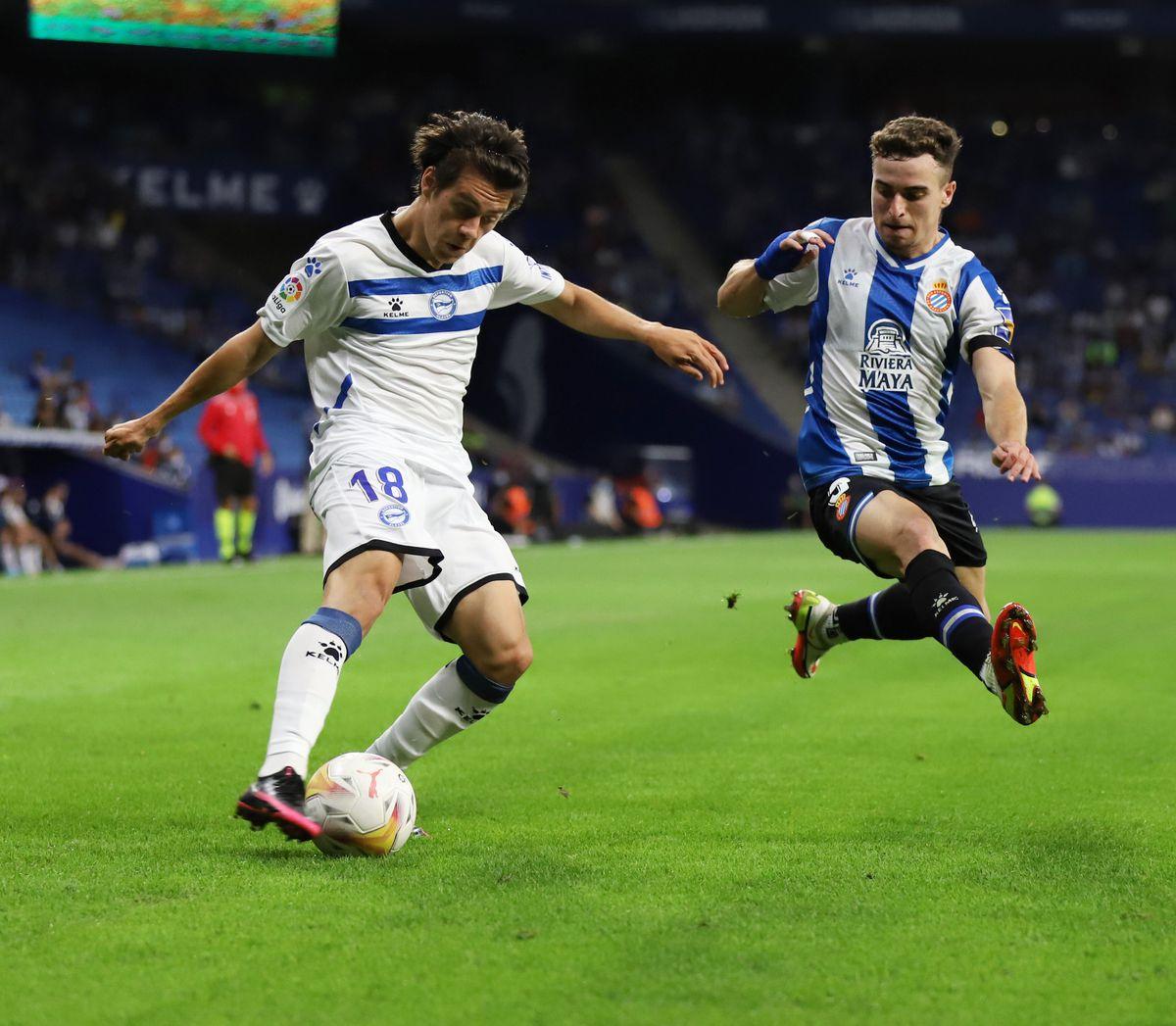 RCD Espanyol v Deportivo Alaves - LaLiga Santander