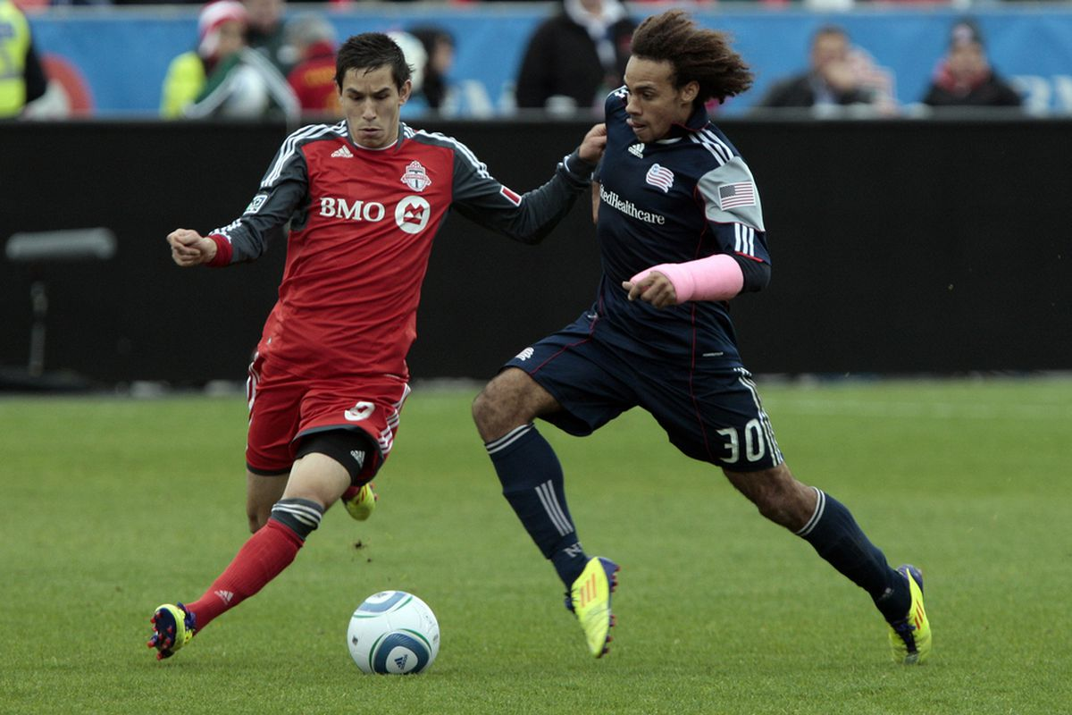 Avila vs. Alston could be an important battle yet again at BMO Field this weekend.