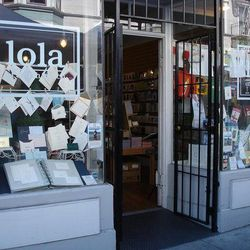 """<strong><a href=""""http://lolaofnorthbeach.com"""">Lola</a></strong>, at <strong>1415 Grant Avenue</strong>, always has a great selection of cards and gifts. And doesn't it help to stock up on such things while enjoying a boozy Saturday stroll instead of rushi"""
