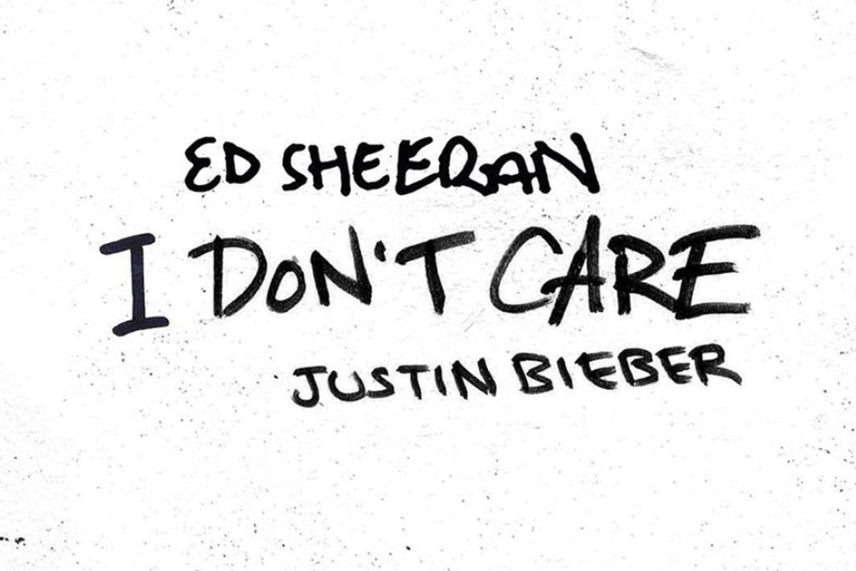Ed Sheeran and Justin Bieber's new single is an anti-party