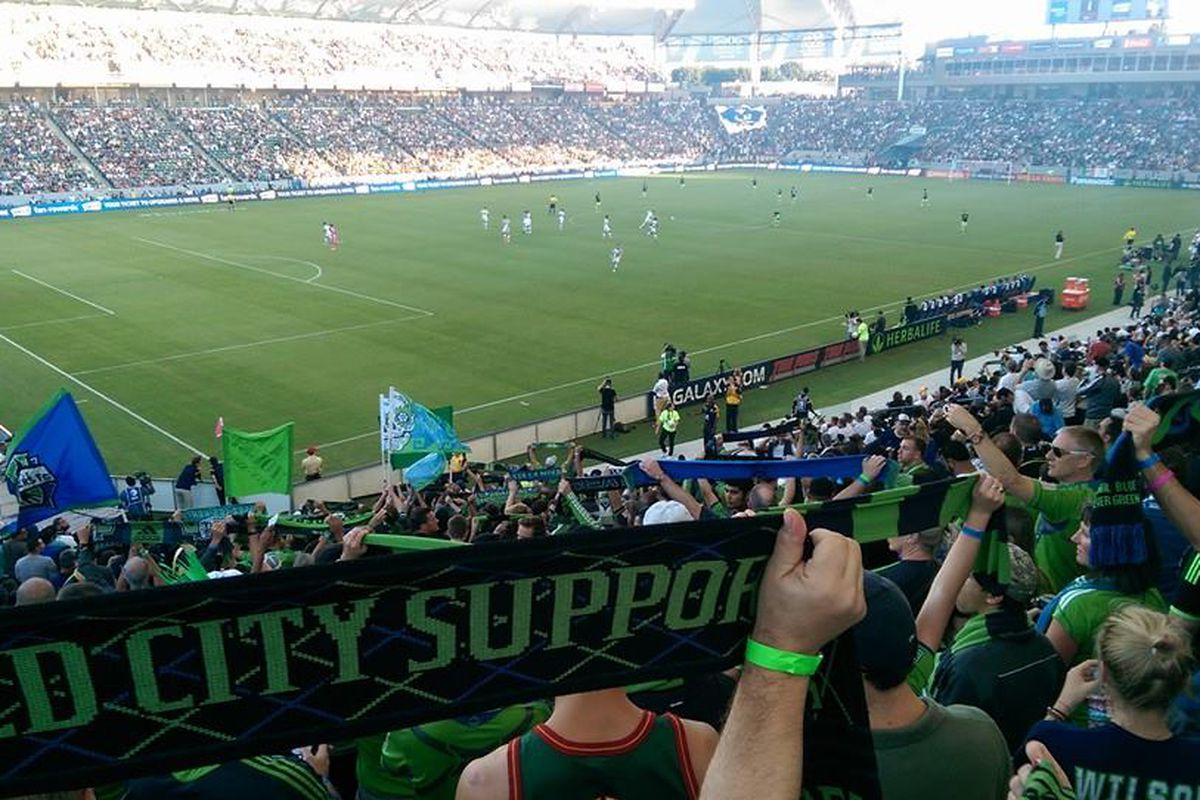 Here's how ECS makes following Sounders on the road easier for