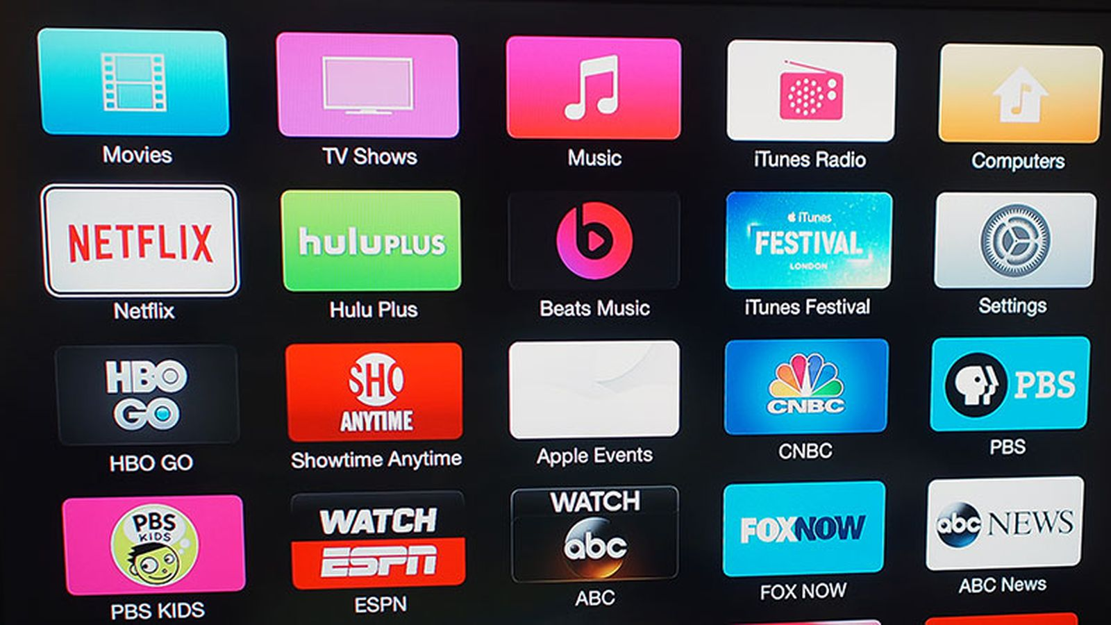 Apple TV (3rd generation) | Apple - The Verge