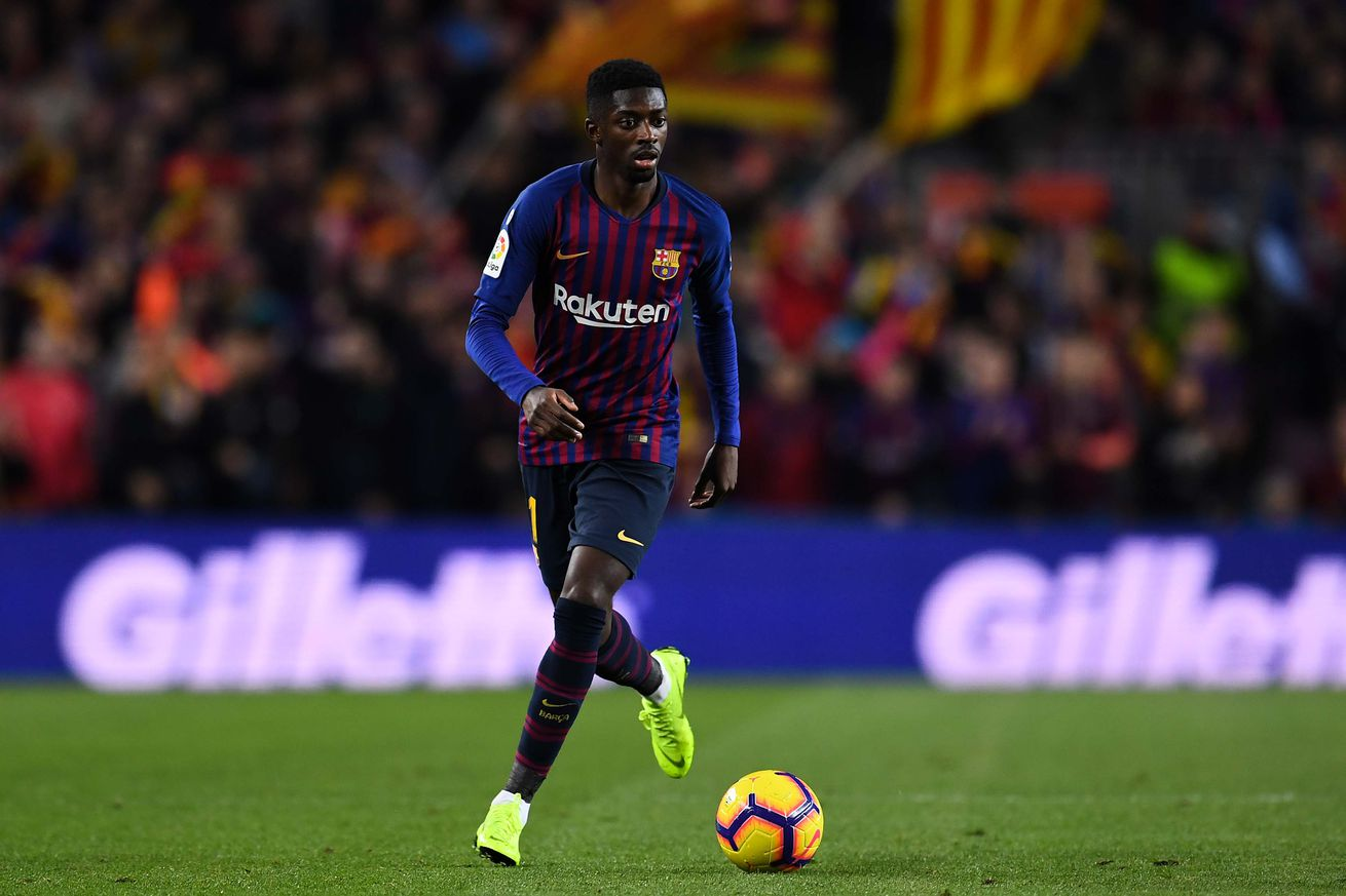 Ousmane Dembélé ?likes? critical tweets from Catalan journalist