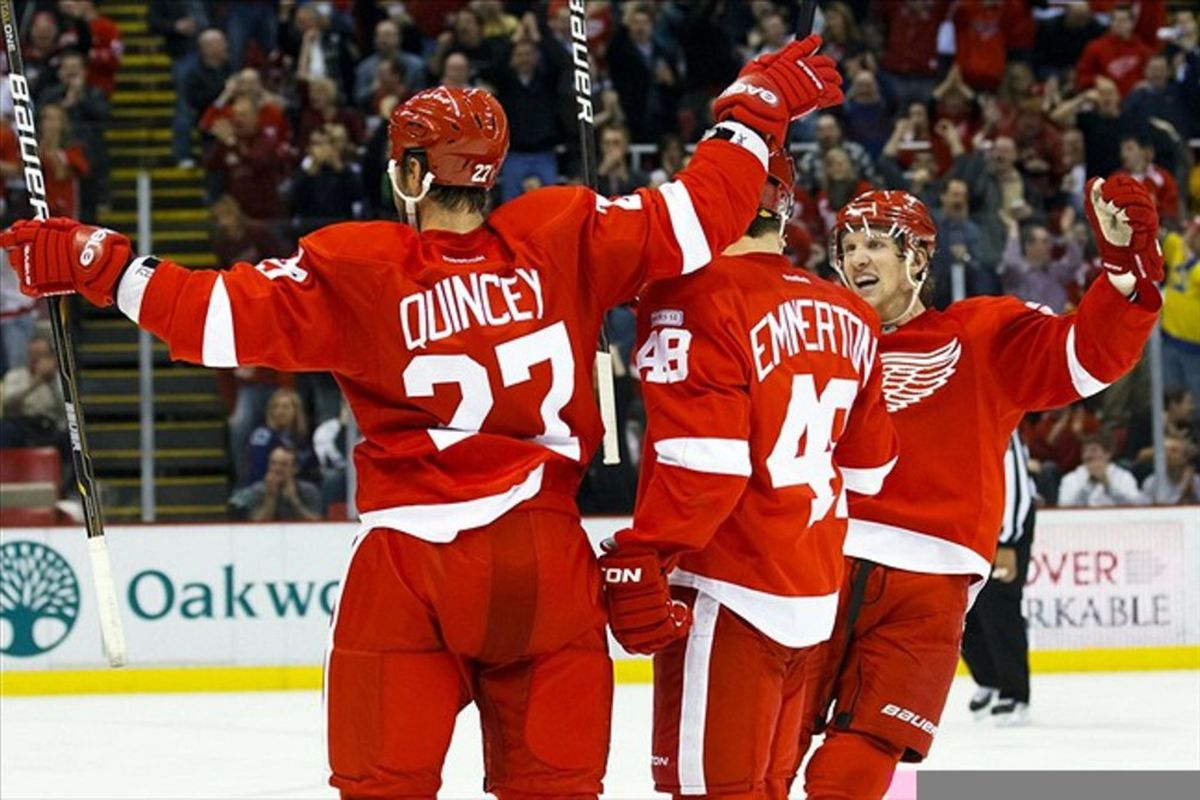 c2c487cd4 CSSI Analysis  Red Wings 3 - Canucks 4 (SO) - Winging It In Motown