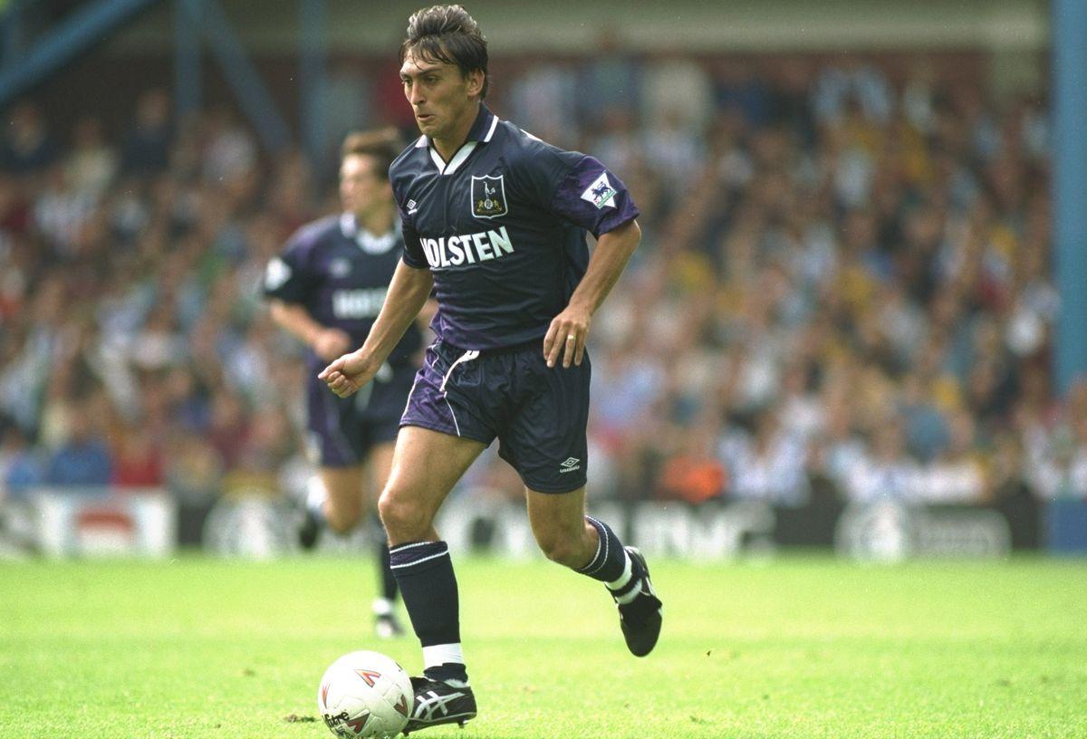 Illie Dumitrescu of Tottenham Hotspur