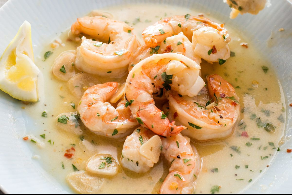 """America's Test Kitchen hopes you'll try this recipe for """"ultimate shrimp scampi."""""""