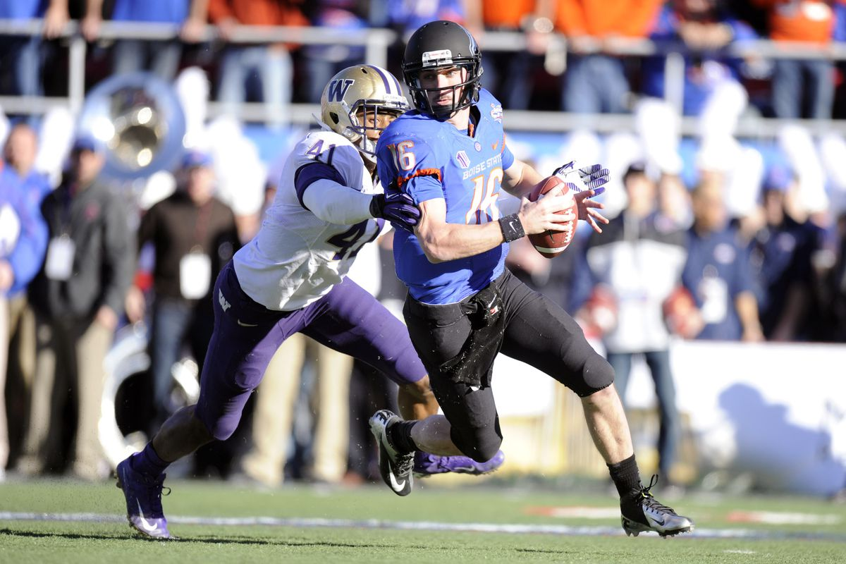 Washington must limit Joe Southwick's scrambles more effectively than they did in the Las Vegas bowl to ring in the new Husky Stadium with a win.