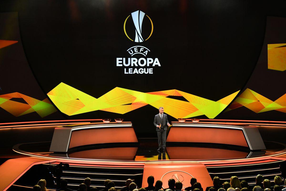 UEFA European Club Football Season Kick-Off 2019/2020 - UEL Draw