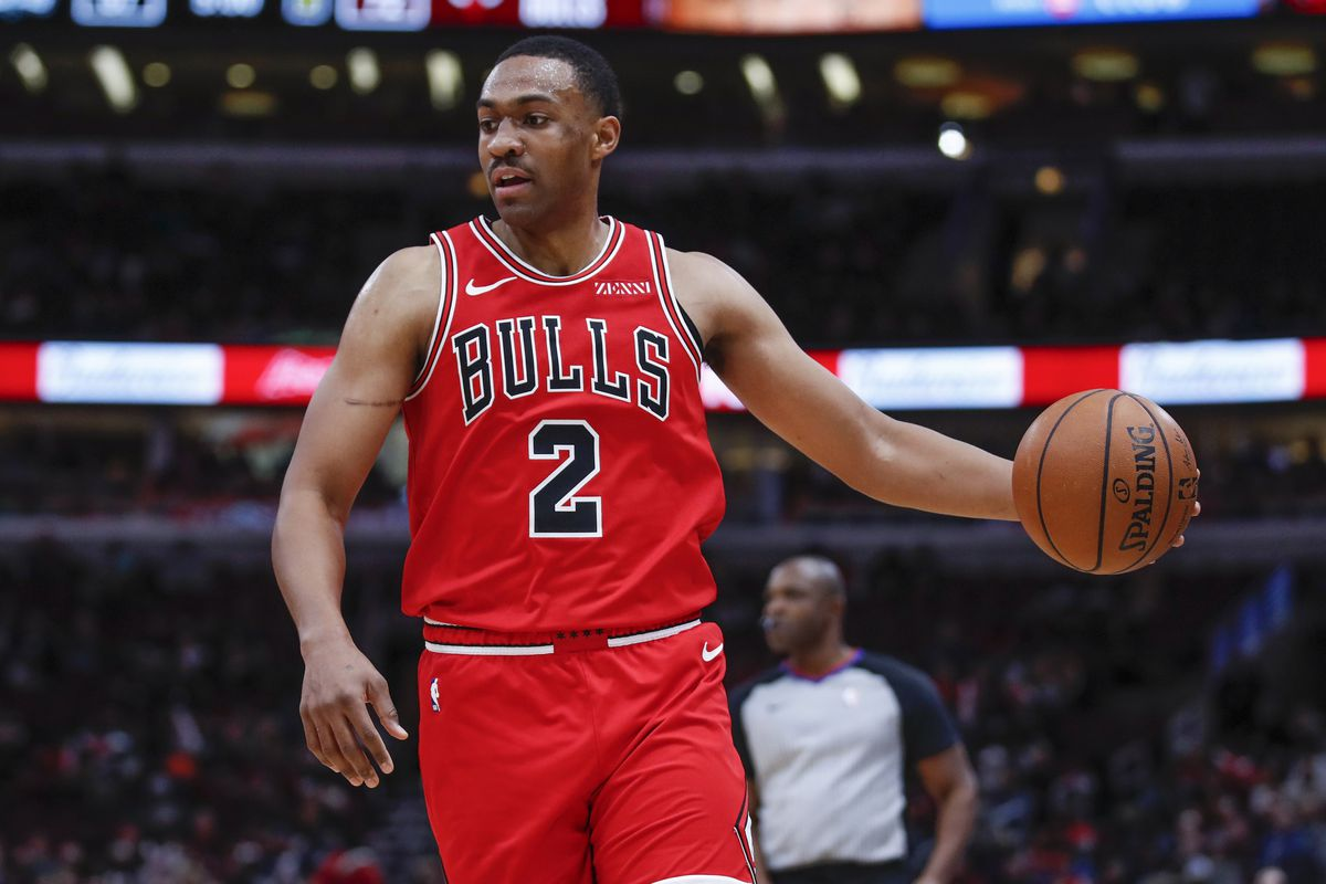 new concept 721f1 c8b8d Jabari Parker's Chicago Bulls tenure seems likely to end ...