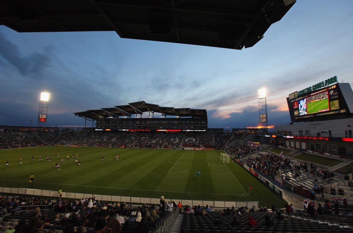 Chivas USA v Colorado Rapids