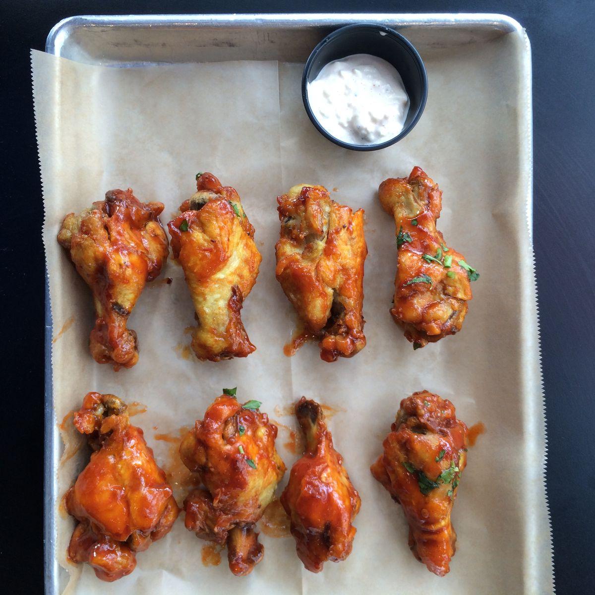 Chicken Wings Los Angeles
