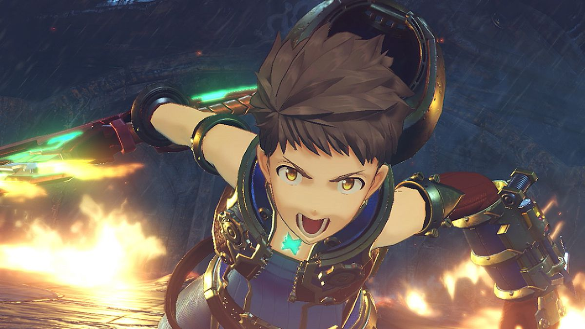 Xenoblade Chronicles 2's expansion is a crash course in