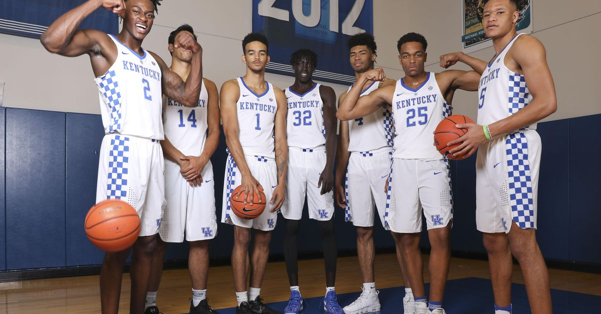 Kentucky Basketball Cracks Top 10 In Pair Of Preseason