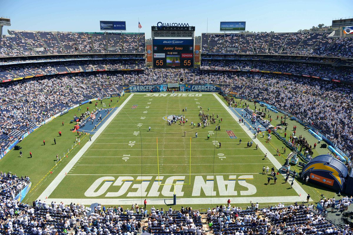 Atlanta Falcons At San Diego Chargers Game Preview Info