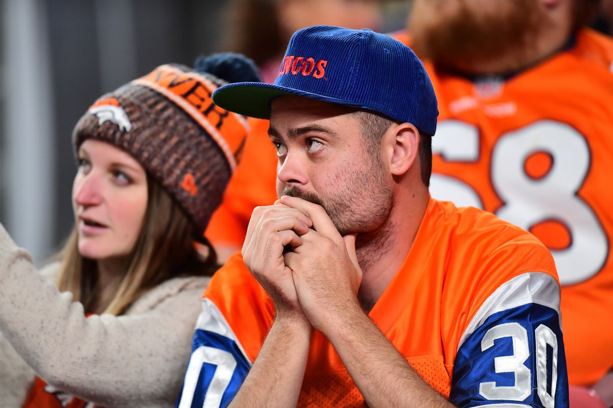 The Broncos are who we thought they were and we can't let them off the hook