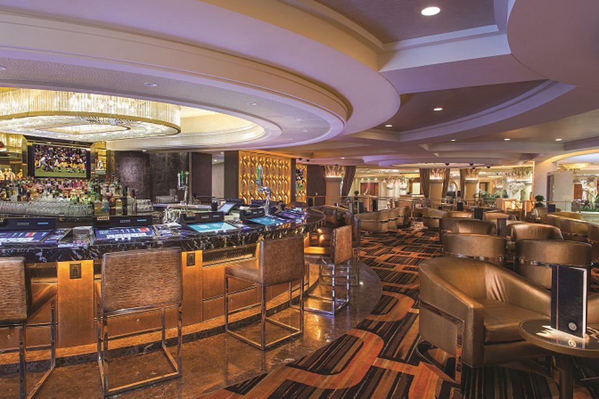 Lobby Bar at Caesars Palace