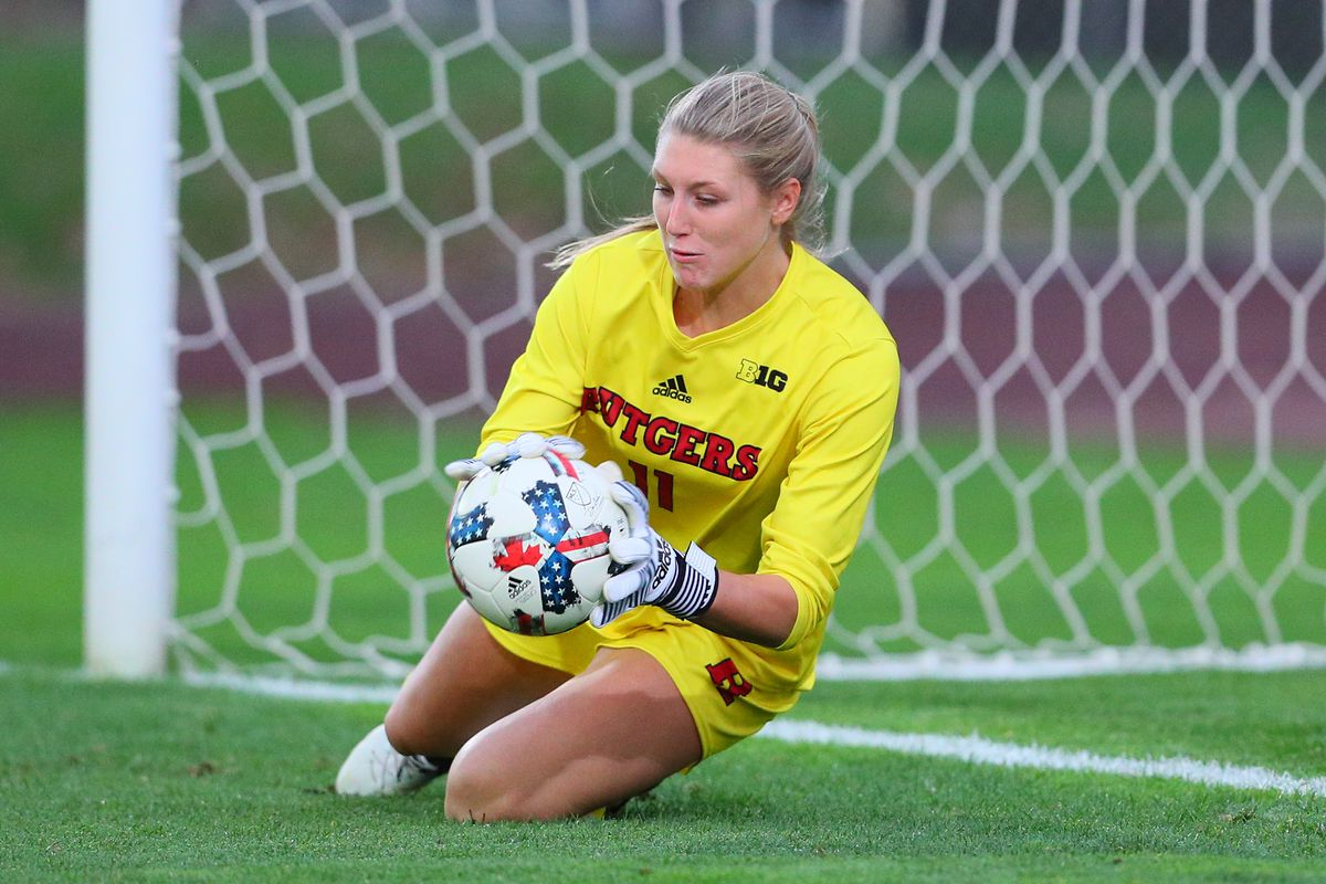 9aa9701d089 Rutgers Women's Soccer All-American Casey Murphy Selected 13th In NWSL  Draft By Local Club SkyBlue FC. New ...