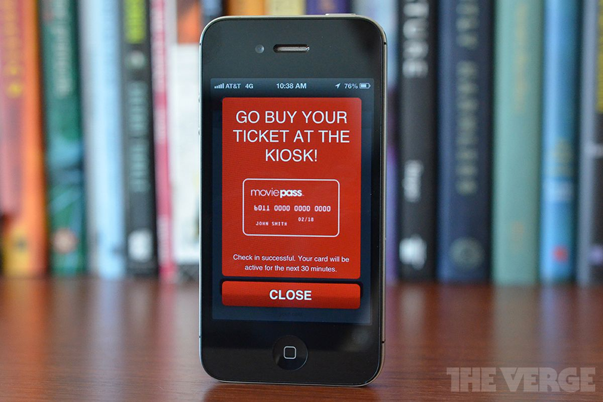 MoviePass launches one-year theater subscription plan