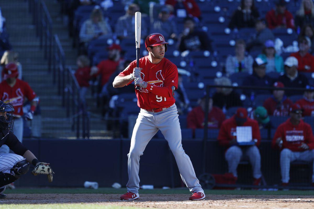 MLB: MAR 06 Spring Training - Cardinals at Yankees