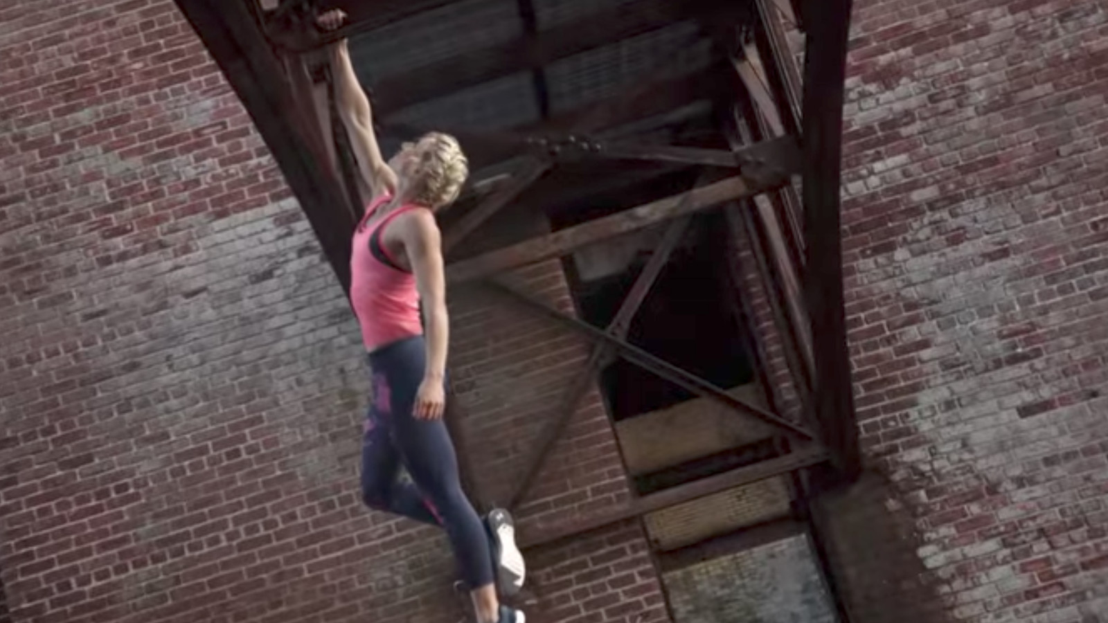 This video of Jessie Graff will give you chills