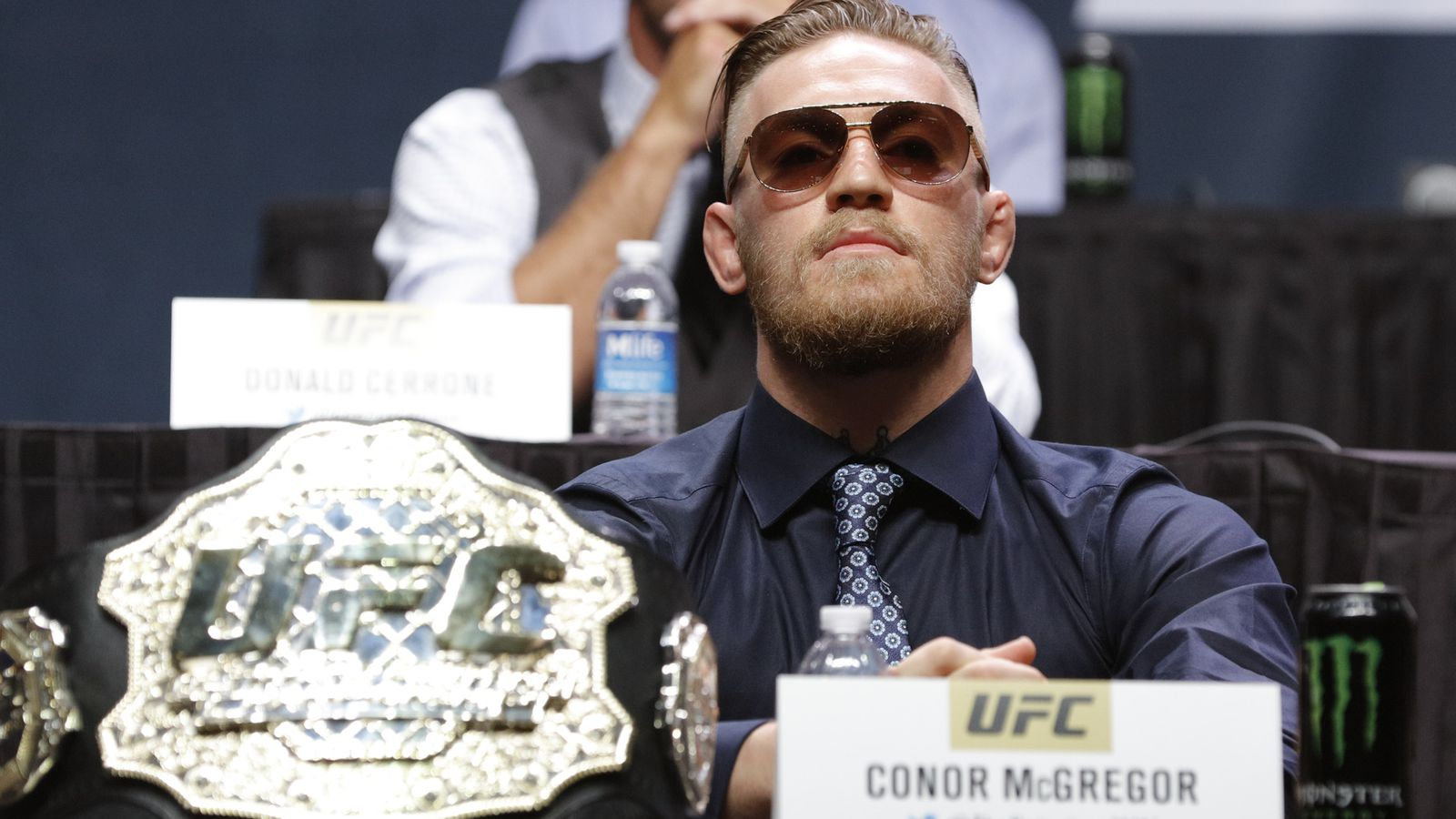 With McGregor, going big is the only way he knows