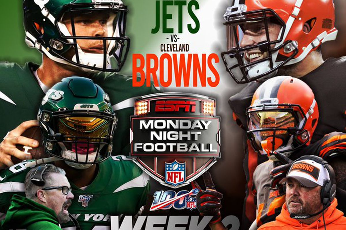 "Podcast: Browns vs Jets Monday Night Football Preview on ""The Dawg House Show"""
