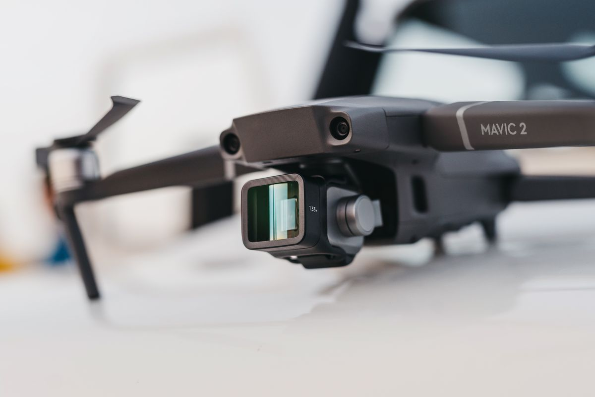 Moment is making an anamorphic lens for DJI drones - The Verge