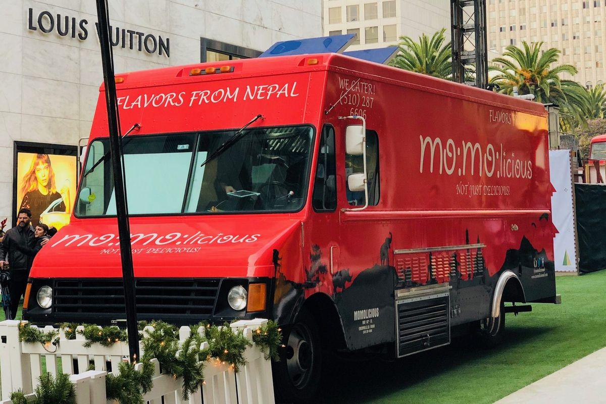 Momolicious stolen truck