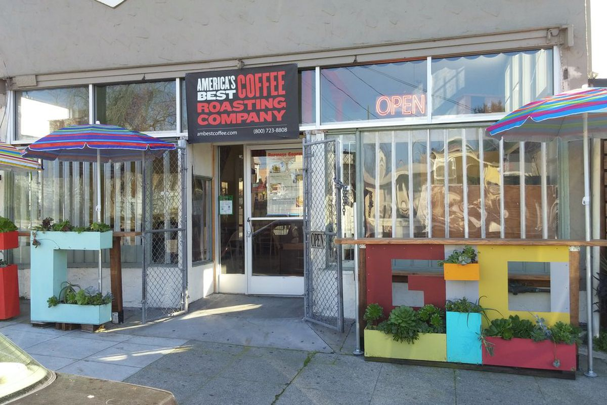 Grocery Cafe in Oakland