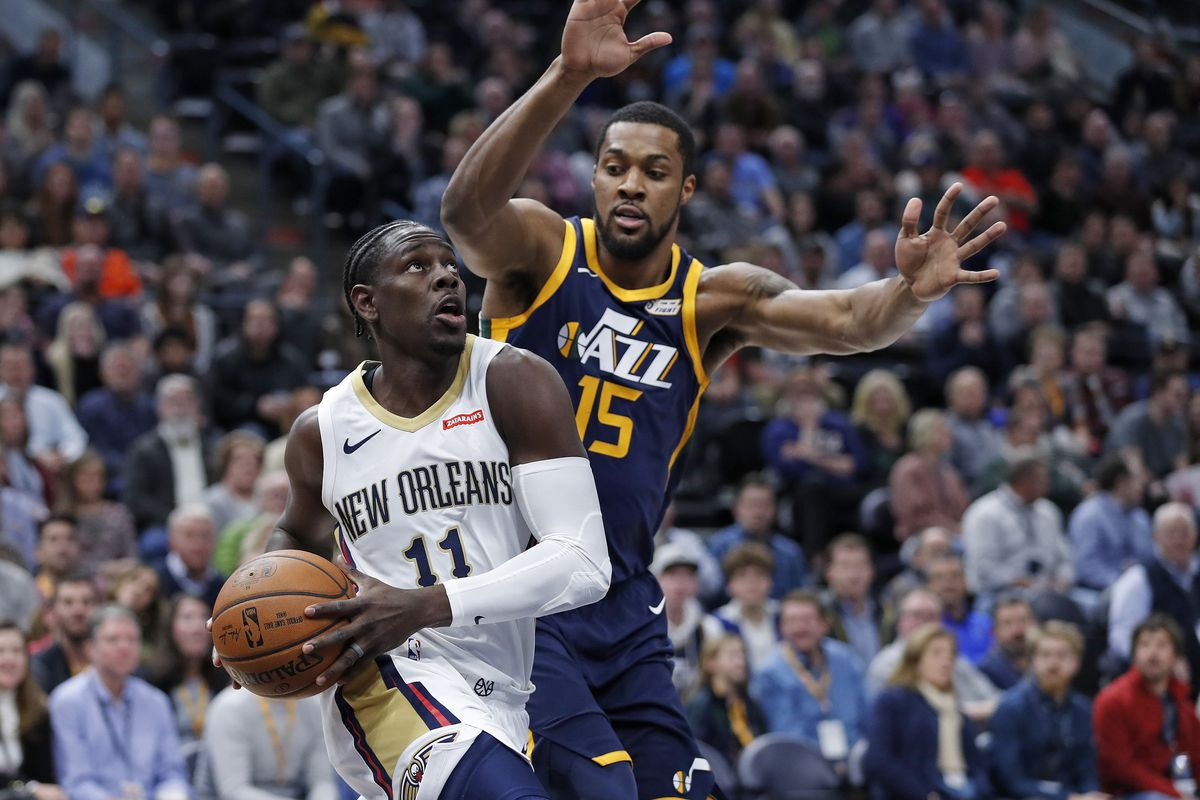 best website 7256e ed0e5 2019 NBA Free Agency: New Orleans Pelicans trade for Derrick ...