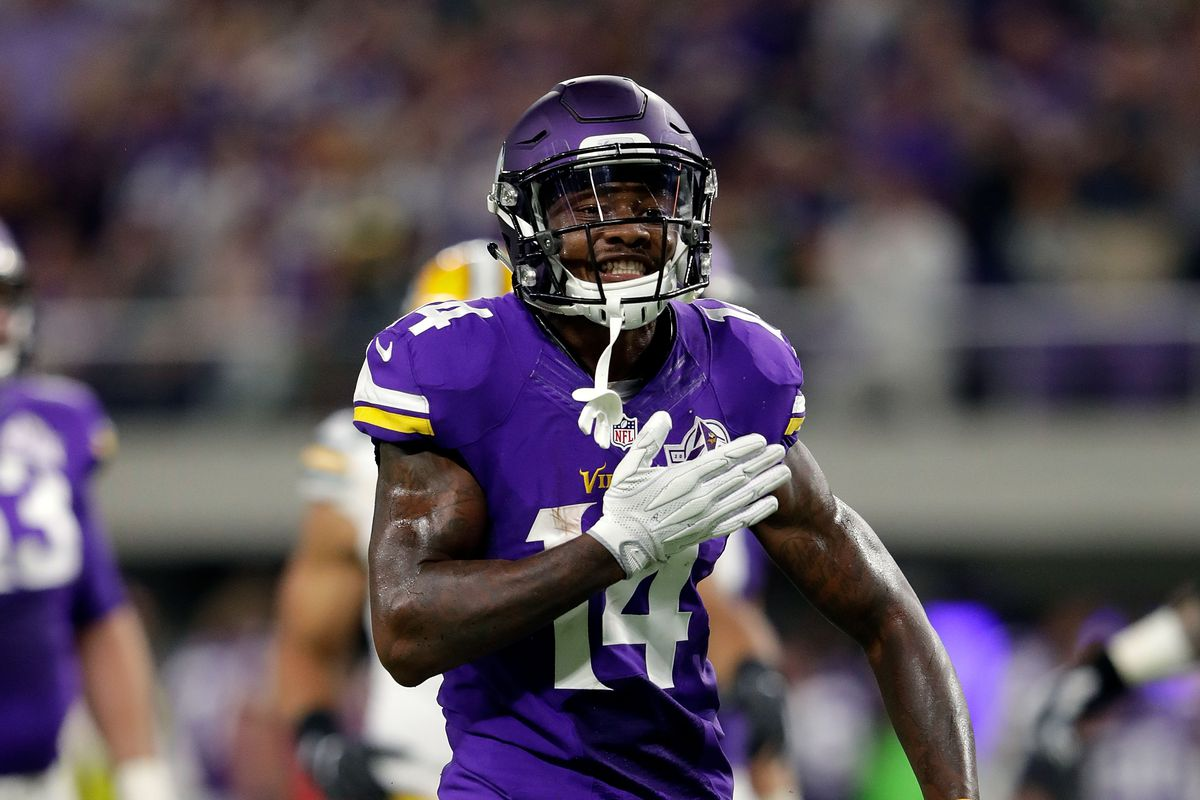 Vikings rule Sam Bradford and Stefon Diggs out against Packers in