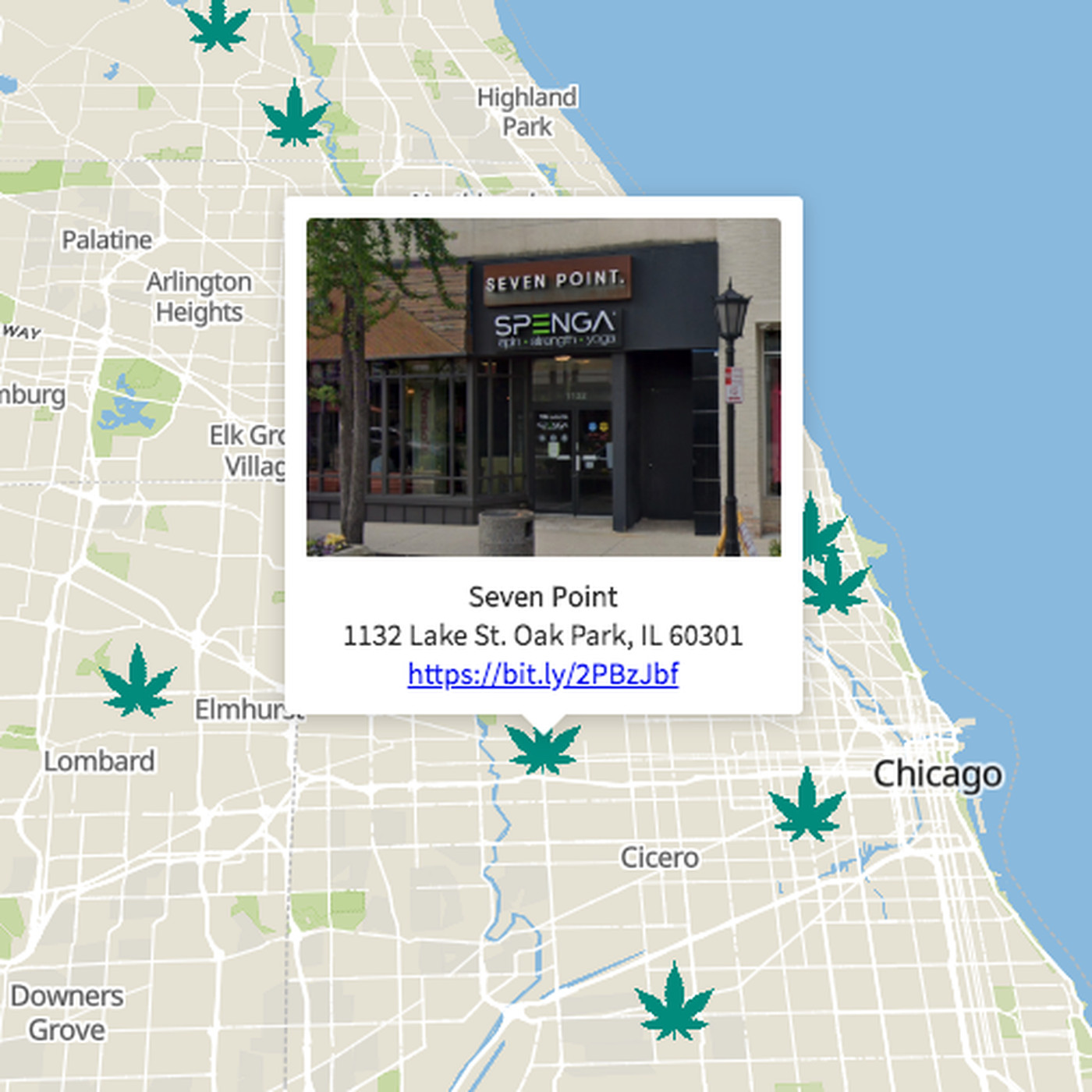 chicago dispensary locations 2020