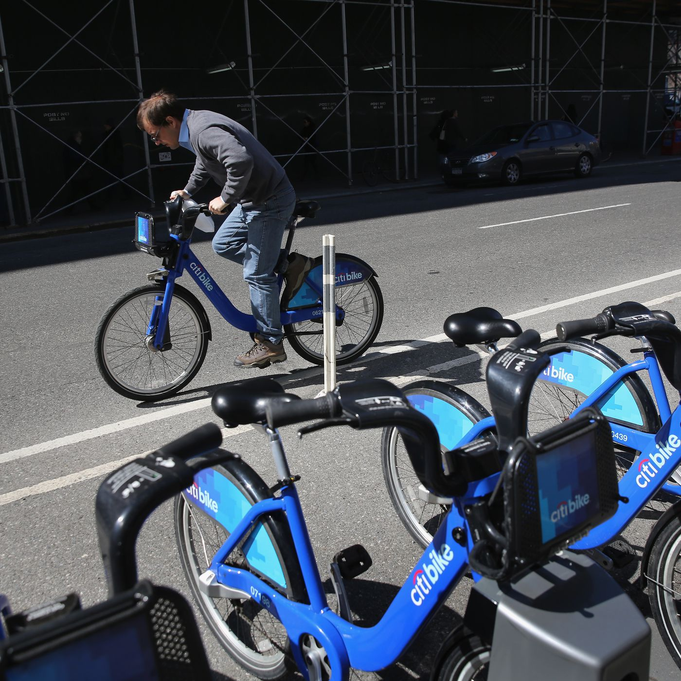 Citi Bikes can now be rented through the Lyft app - The Verge