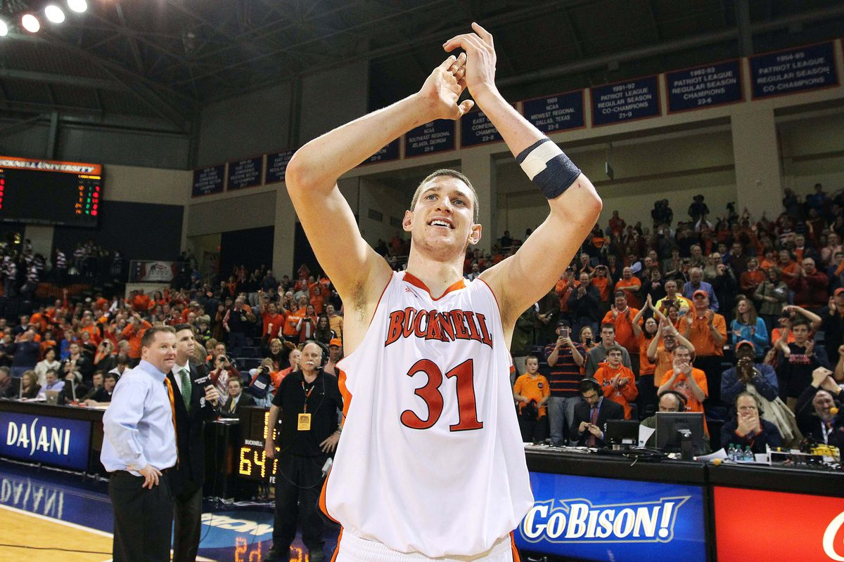 The Moose may be the best player to ever have taken to a college basketball floor