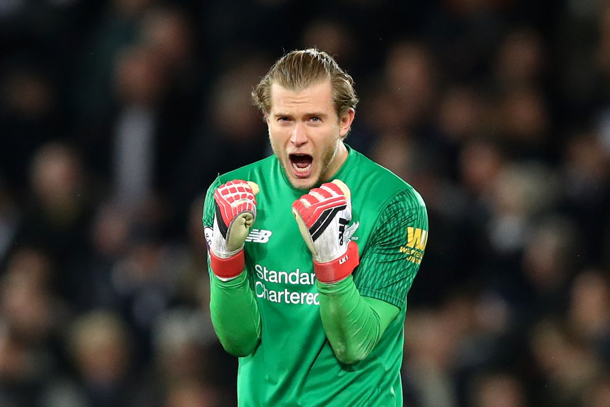 Loris Karius Is Putting Out Some Major World-Class Save