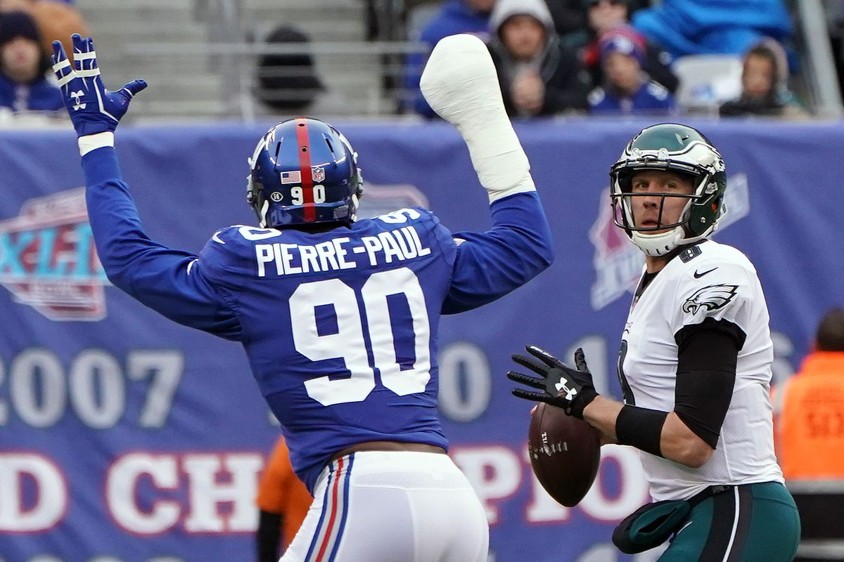 online retailer 1c8ed 767e9 The Giants trade Jason Pierre-Paul to the Buccaneers - Hogs ...