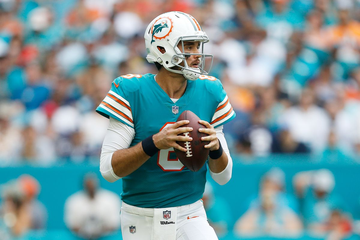 1473638fc A look at Miami Dolphins quarterback Brock Osweiler ahead of free agency.