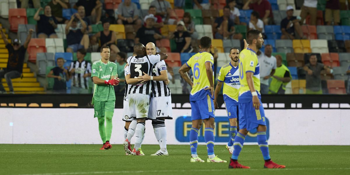 Juventus 2 - Udinese 2: Initial reaction and random observations