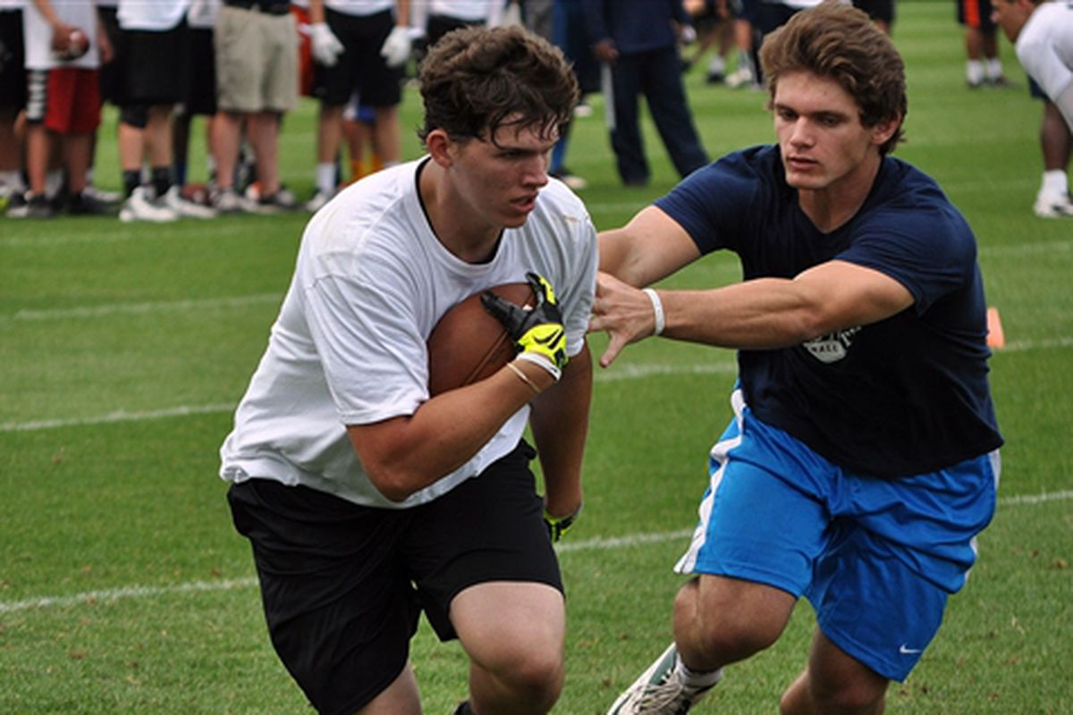 Chris Clark is the latest 2015 recruit to receive an OSU offer