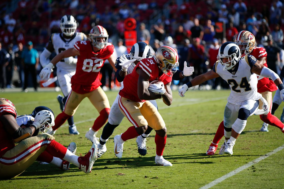 Los Angeles Rams San Francisco 49ers Live Thread Game