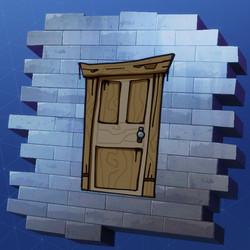 Fake Door, unlocked at level 48
