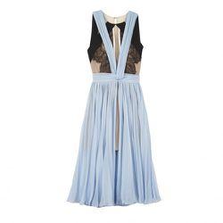 "<strong>Three Floor</strong> Pleats & Thank You Dress, <a href=""http://www.shopbop.com/pleats-thank-you-dress-three/vp/v=1/1555552474.htm"">$360</a>"